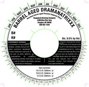 Saugatuck Brewing Company Dramanatrixxx