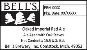 Bell's Oaked Imperial Red Ale