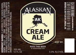Alaskan Cream Ale