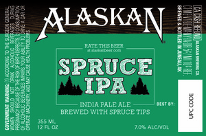 Alaskan Spruce IPA