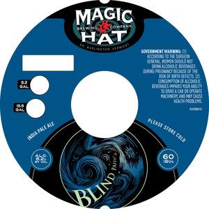 Magic Hat Blind Faith India Pale Ale