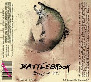 Fish Tale Ales Battlebrook Saison