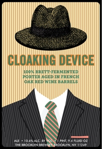 Brooklyn Cloaking Device