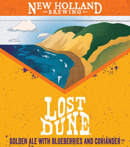 New Holland Brewing Company Lost Dune Golden Ale
