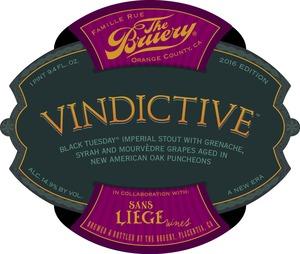The Bruery Vindictive