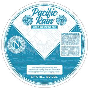 Ninkasi Brewery, LLC Pacific Rain