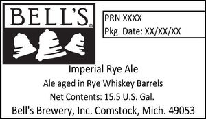 Bell's Imperial Rye