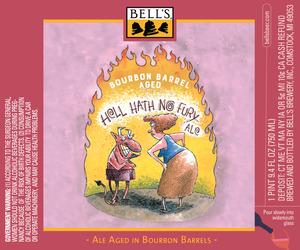 Bell's Bourbon Barrel Aged Hell Hath No Fury