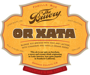 The Bruery Or Xata (2017)