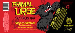 Wild Wolf Brewing Company Primal Urge