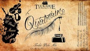Tuckahoe Brewing Company Quatrain India Pale Ale