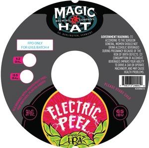 Magic Hat Electric Peel Grapefruit IPA