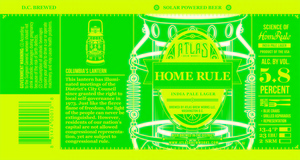 Atlas Brew Works Home Rule