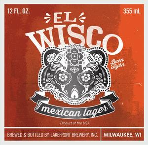 Lakefront Brewery El Wisco