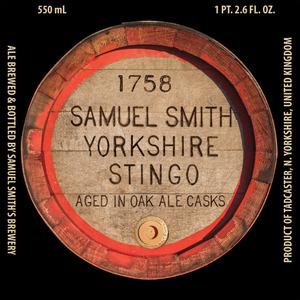 Samuel Smith's Brewery Yorkshire Stingo