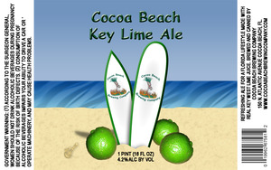 Cocoa Beach Key Lime