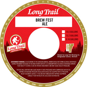 Long Trail Brewing Company Brew Fest