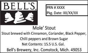Bell's Mole' Stout