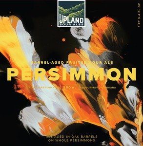 Upland Brewing Company Persimmon
