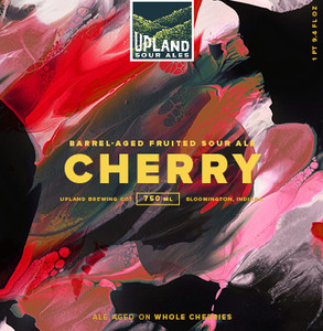 Upland Brewing Company Cherry