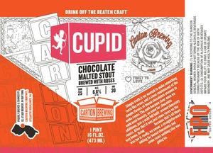 Carton Brewing Co. Cupid