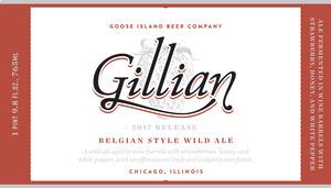 Goose Island Beer Company Gillian