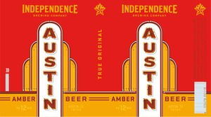 Austin Amber Beer