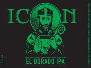 Saint Arnold Brewing Company Icon El Dorado IPA