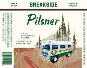 Breakside Brewery Pilsner