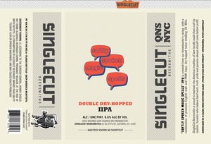 Softly Spoken Magig Spells Double-dry Hopped Iipa