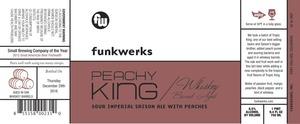 Funkwerks, Inc. Peachy King