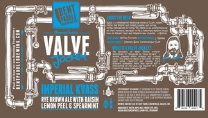 Valve Jockey - Imperial Kvass