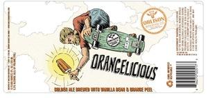 Orangelicious Golden Ale