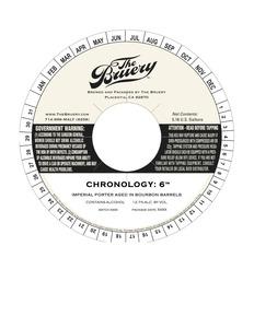 The Bruery Chronology: 6 (imperial Porter)