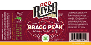 Red River Brewing Co Bragg Peak