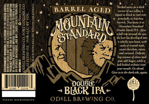 Odell Brewing Company Barrel Aged Mountain Standard
