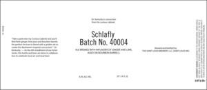 Schlafly Batch No. 40004