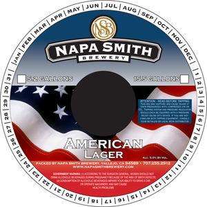 Napa Smith Brewery American