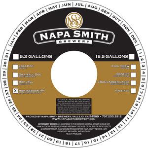 Napa Smith Brewery Hopageddon