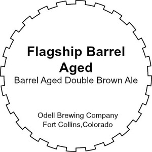 Odell Brewing Company Flagship Barrel Aged