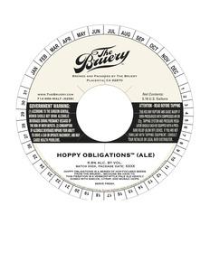 The Bruery Hoppy Obligations