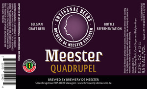 Meester Quadrupel