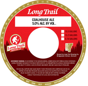 Long Trail Brewing Company Coalhouse