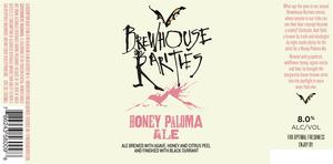 Flying Dog Honey Paloma Ale
