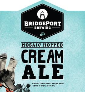 Bridgeport Brewing Cream Ale