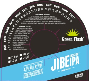 Green Flash Brewing Company Jibe