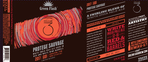 Green Flash Brewing Company Protege Sauvage