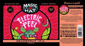 Magic Hat Electric Peel Grapefruit I.p.a.
