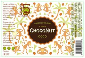 5 Rabbit Cerveceria Choconut