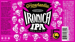 5 Rabbit Cerveceria Ironica IPA